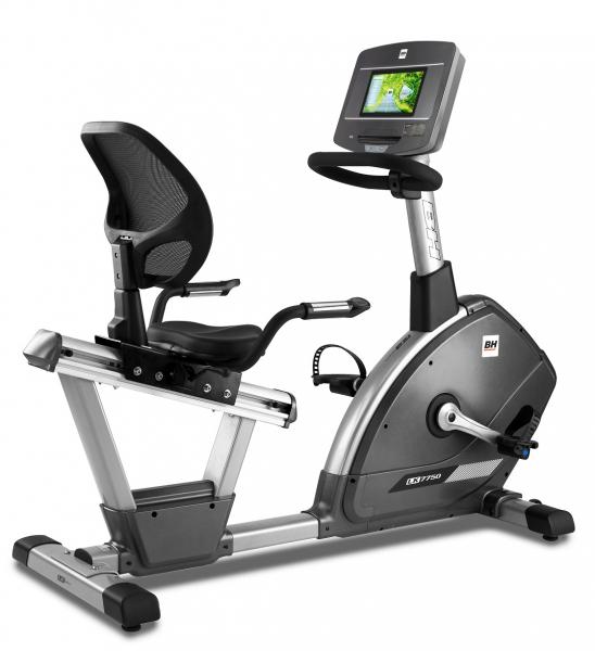BH Fitness LK7750 SmartFocus 12 z profilu