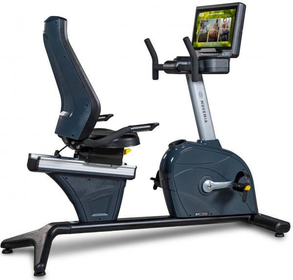 BH Fitness Movemia BR1000 SmartFocus z profilu
